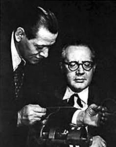 Albert Augustine and Andres Segovia