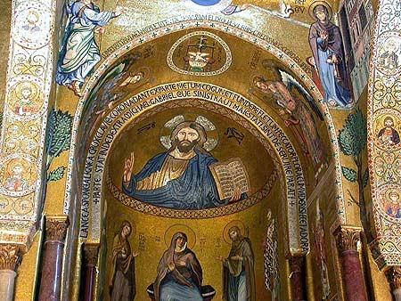 Palatine chapel, Sicily