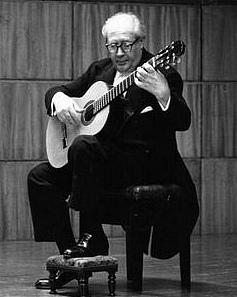 Andres Segovia