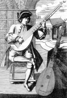 The theorbo
