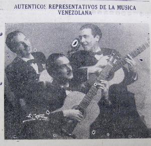 Trio Cantores del Trópico