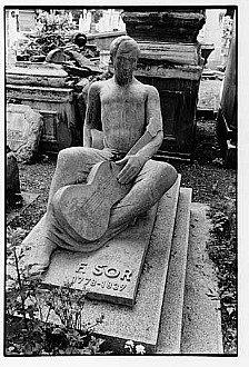 Fernando Sor's grave