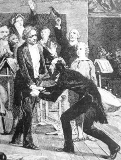 Niccolo Paganini and Hector Berlioz