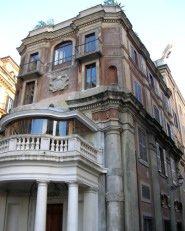 Zuccari Palazzo, Rome